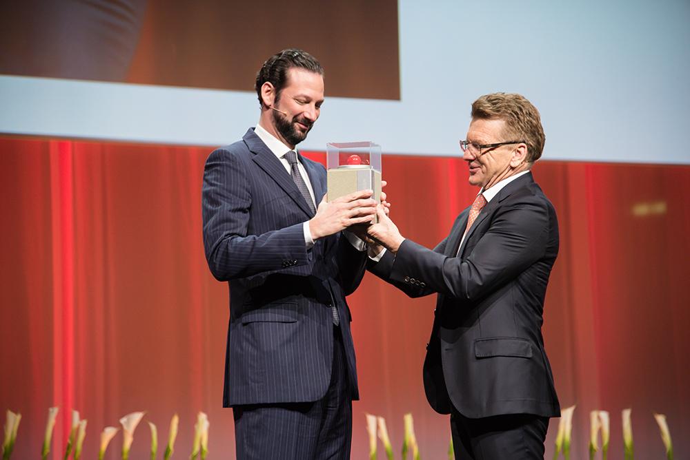Businessfotografie Prix SVC im Hallenstadion Zürich